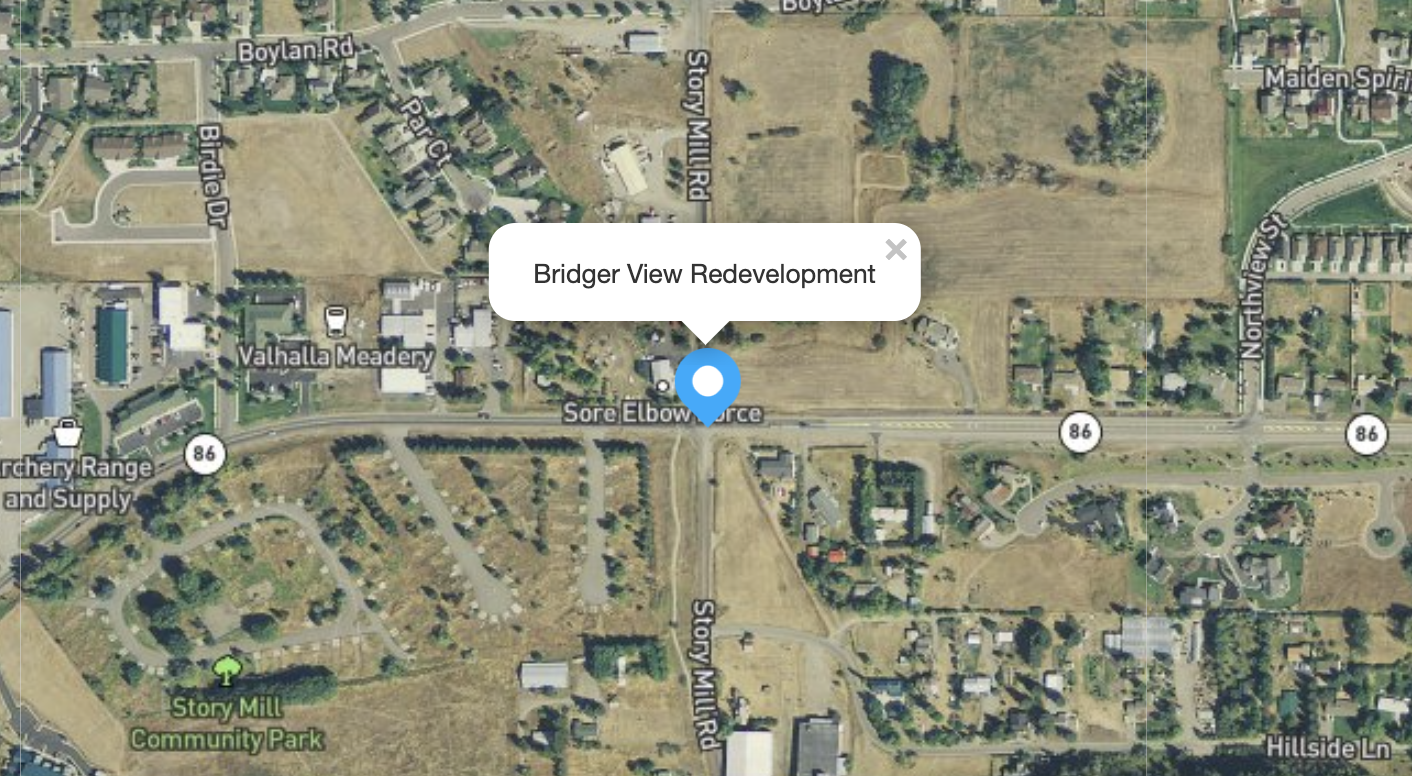 Bridger View Redevelopment
