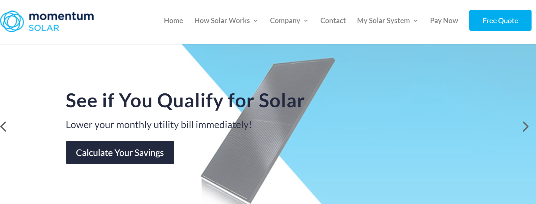 Momentum Solar